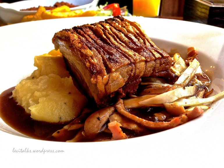 Roast Belly Pork