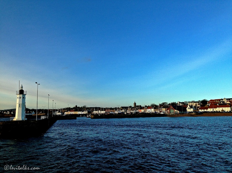 The Anstruther Lighthouse