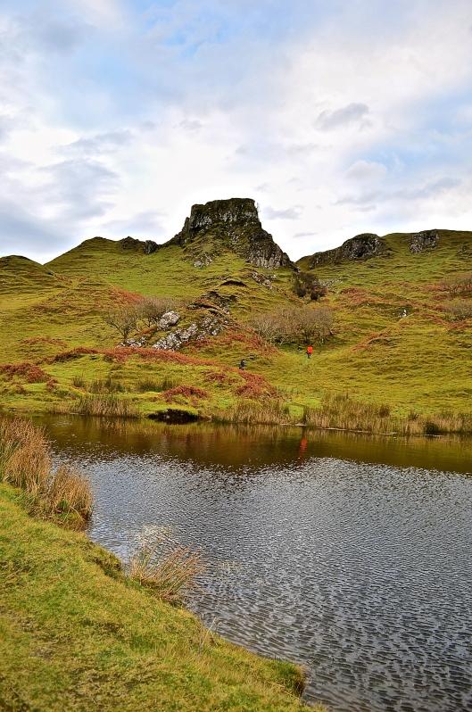 Fairy Glen Lake