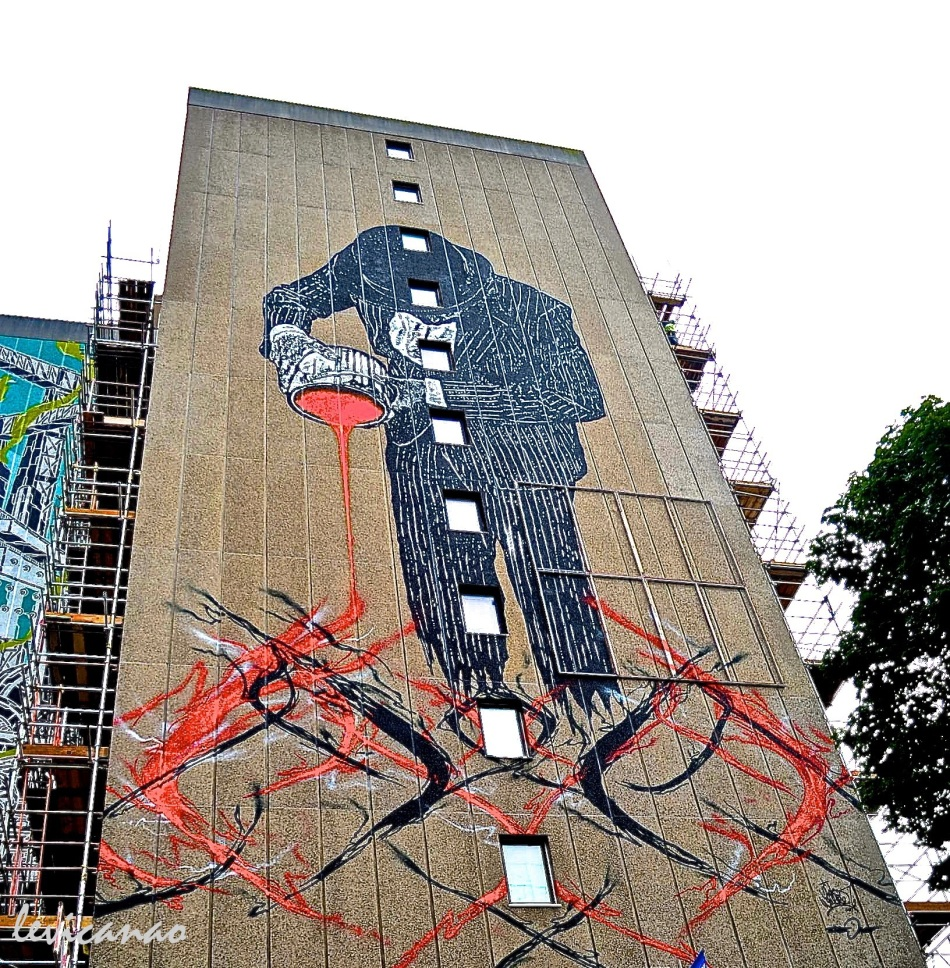 Banksy's Art in Bristol