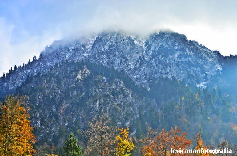 Alpsee Bavaria Germany