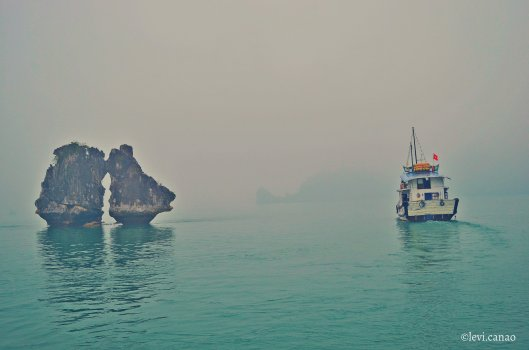 Halong Bay, Vietnam [Feb'2016]
