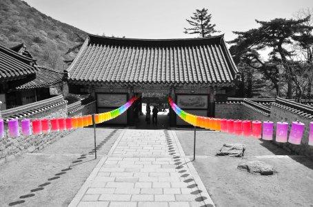 Bemeosa Temple, Busan, South Korea