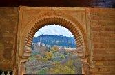 Alhambra Palace, Granada, Spain