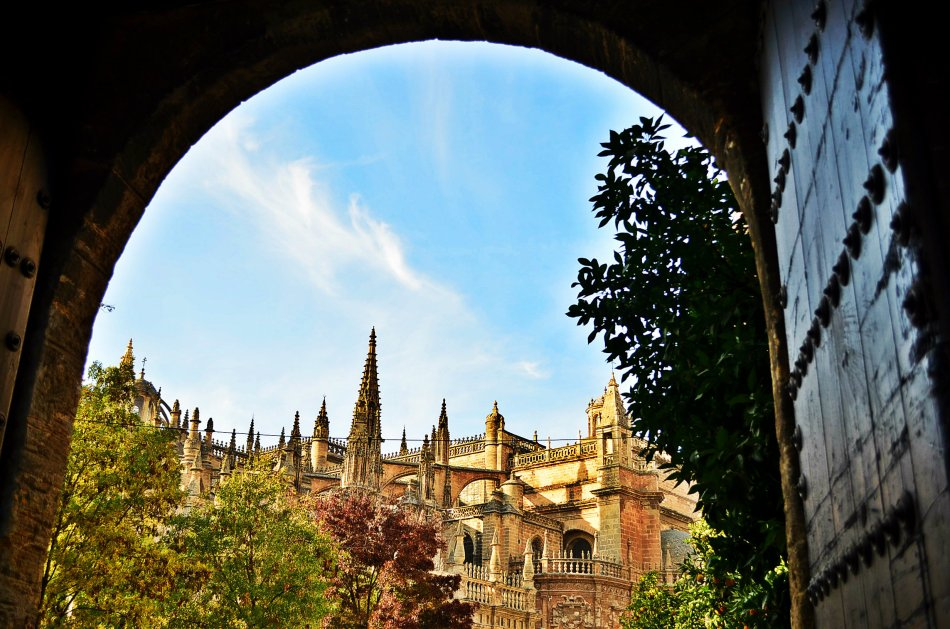 Seville Cathedral, Andalusia, Spain
