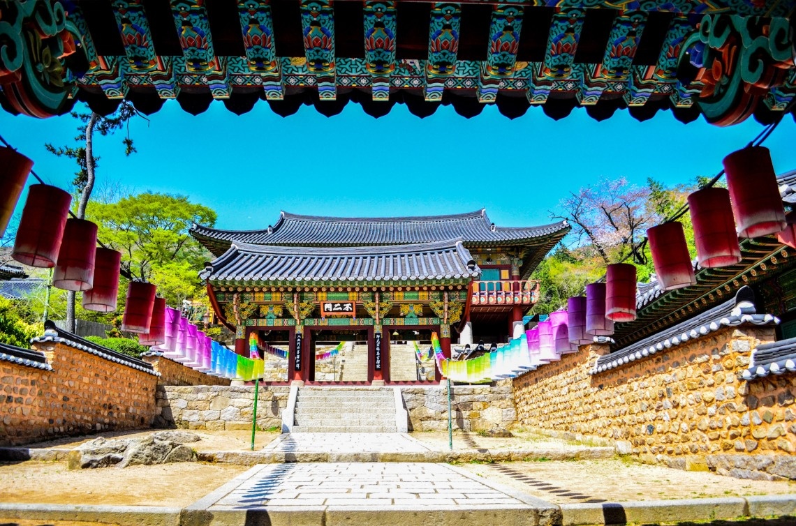 Yonggungsa Temple, Busan, South Korea