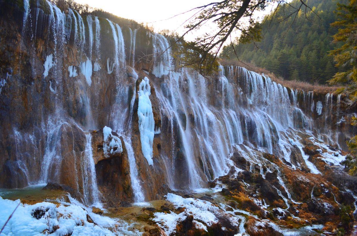 Nourilang Waterfalls