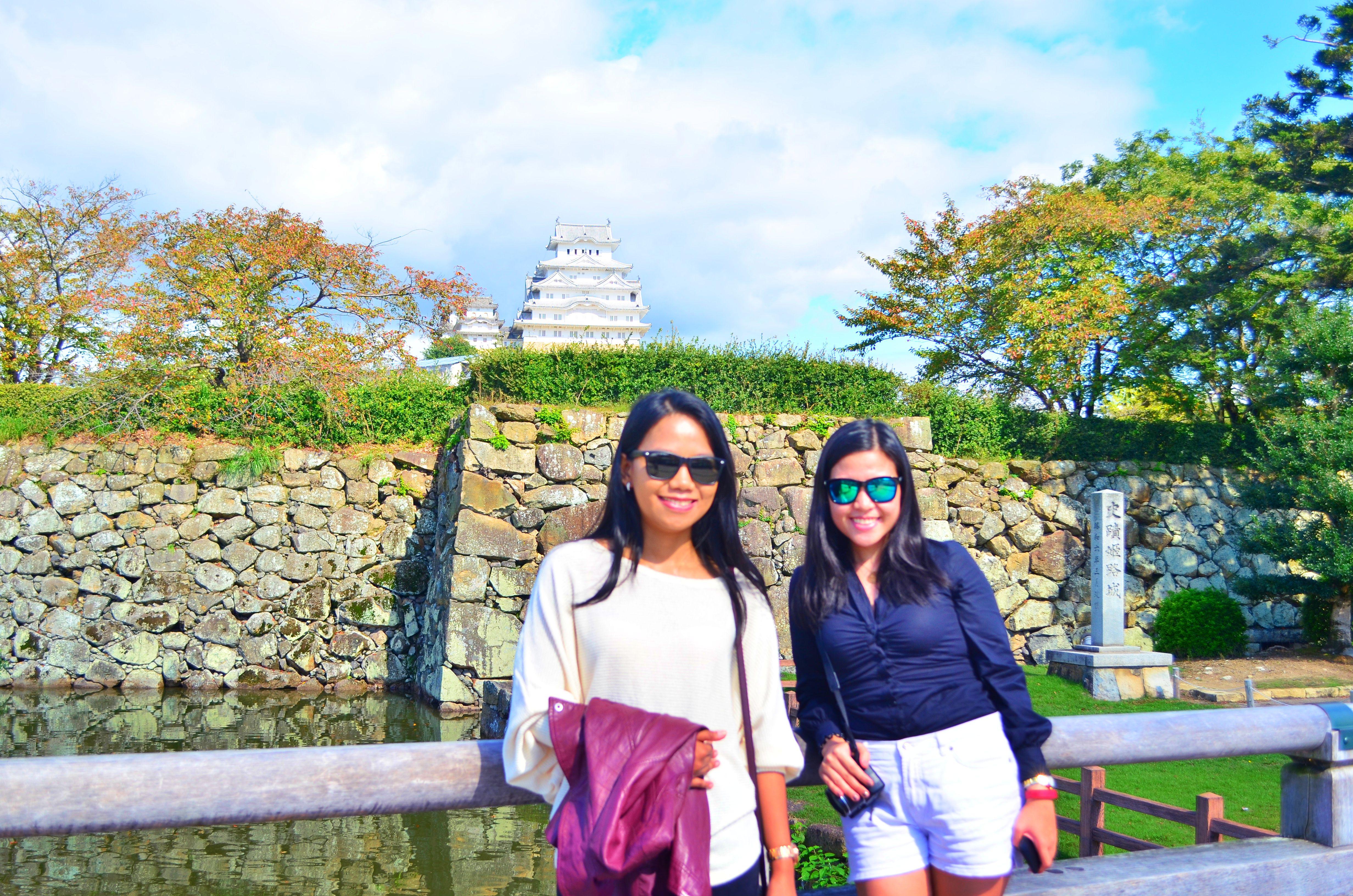 Himeji, Japan [Oct '2016] then headed to HK and Macau