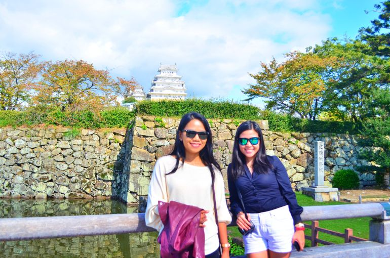 Himeji, Japan [Oct '2016] then headed to HK and Macau